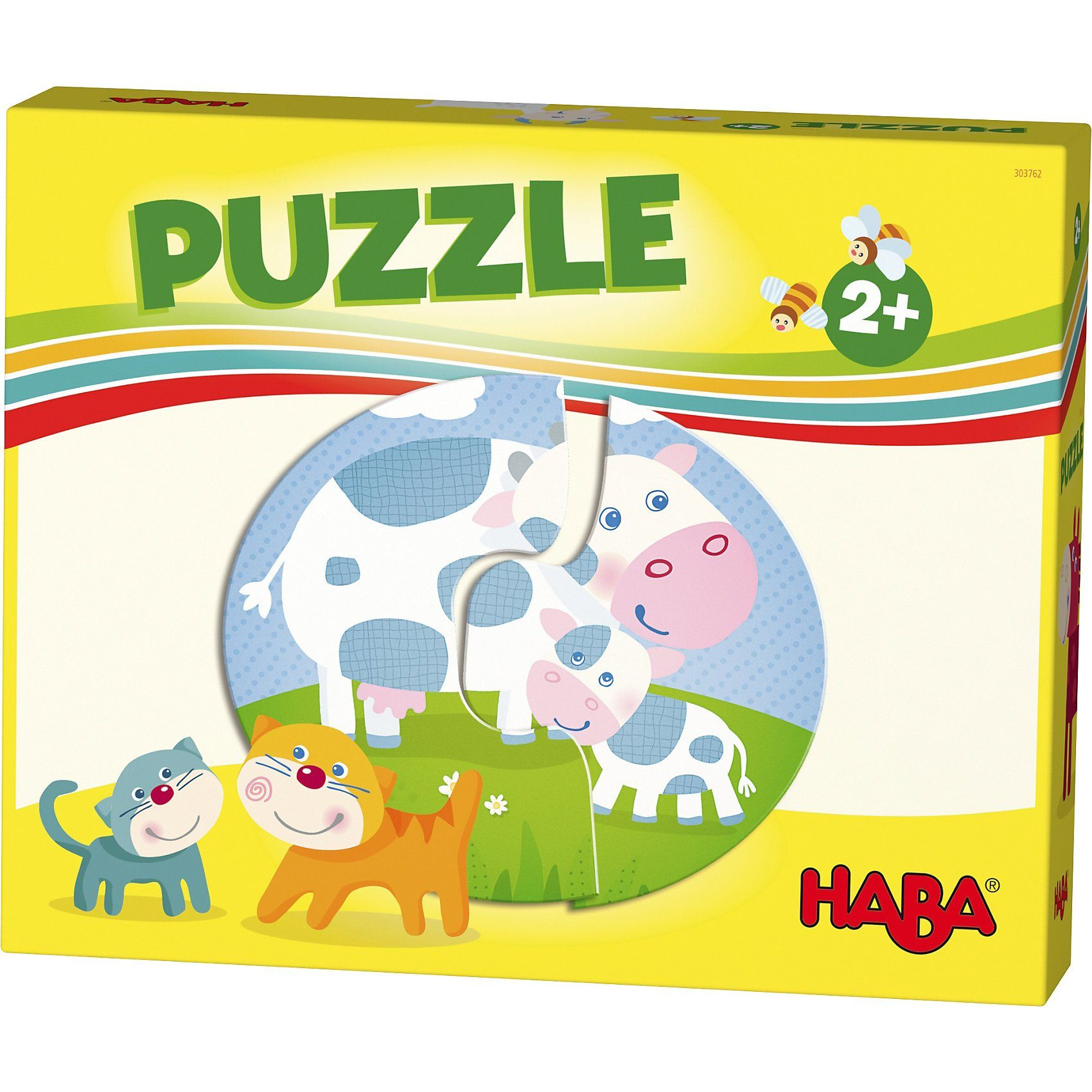 Haba Lieblingsspiele - Puzzles Bauernhof