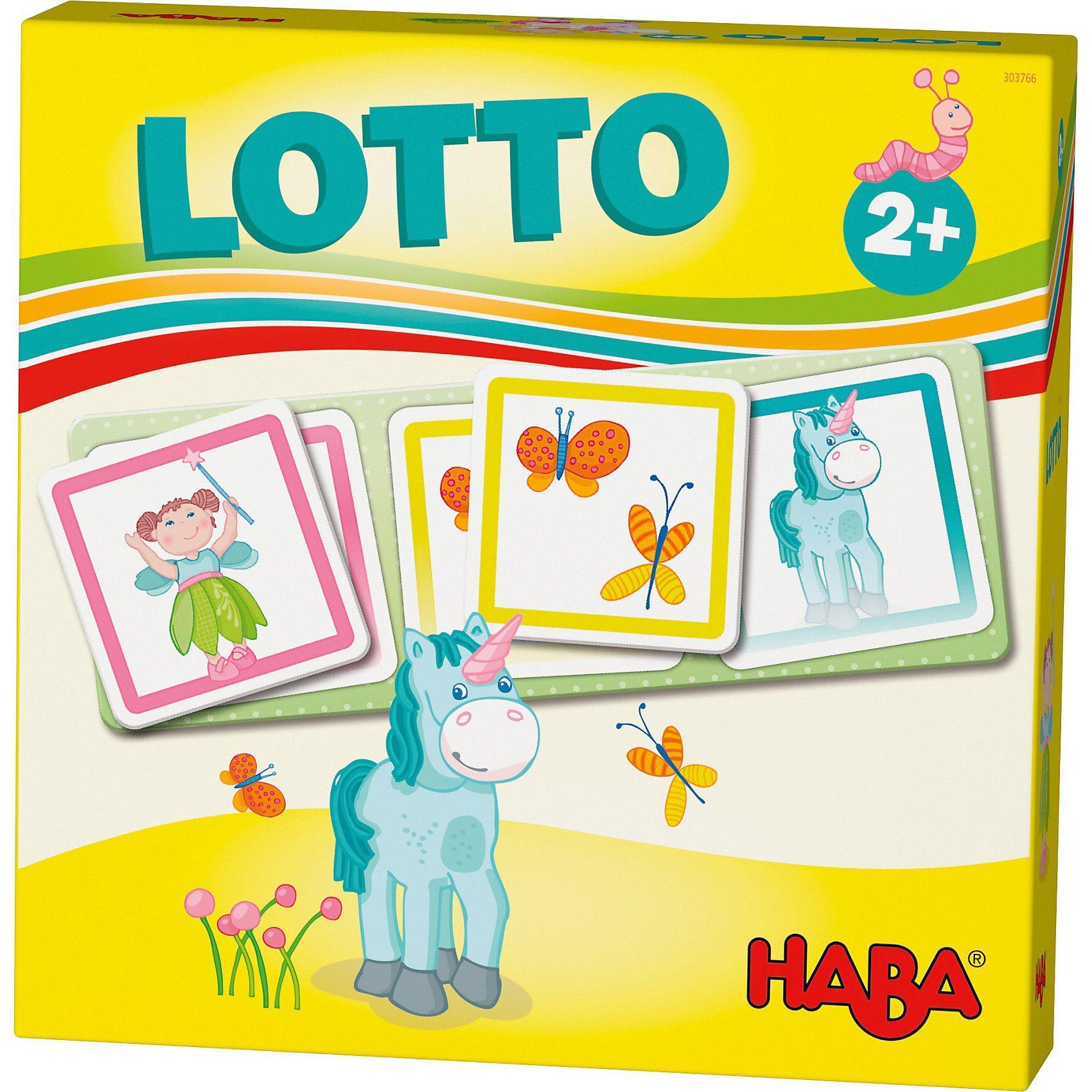 Haba Lieblingsspiele - Lotto Feenland