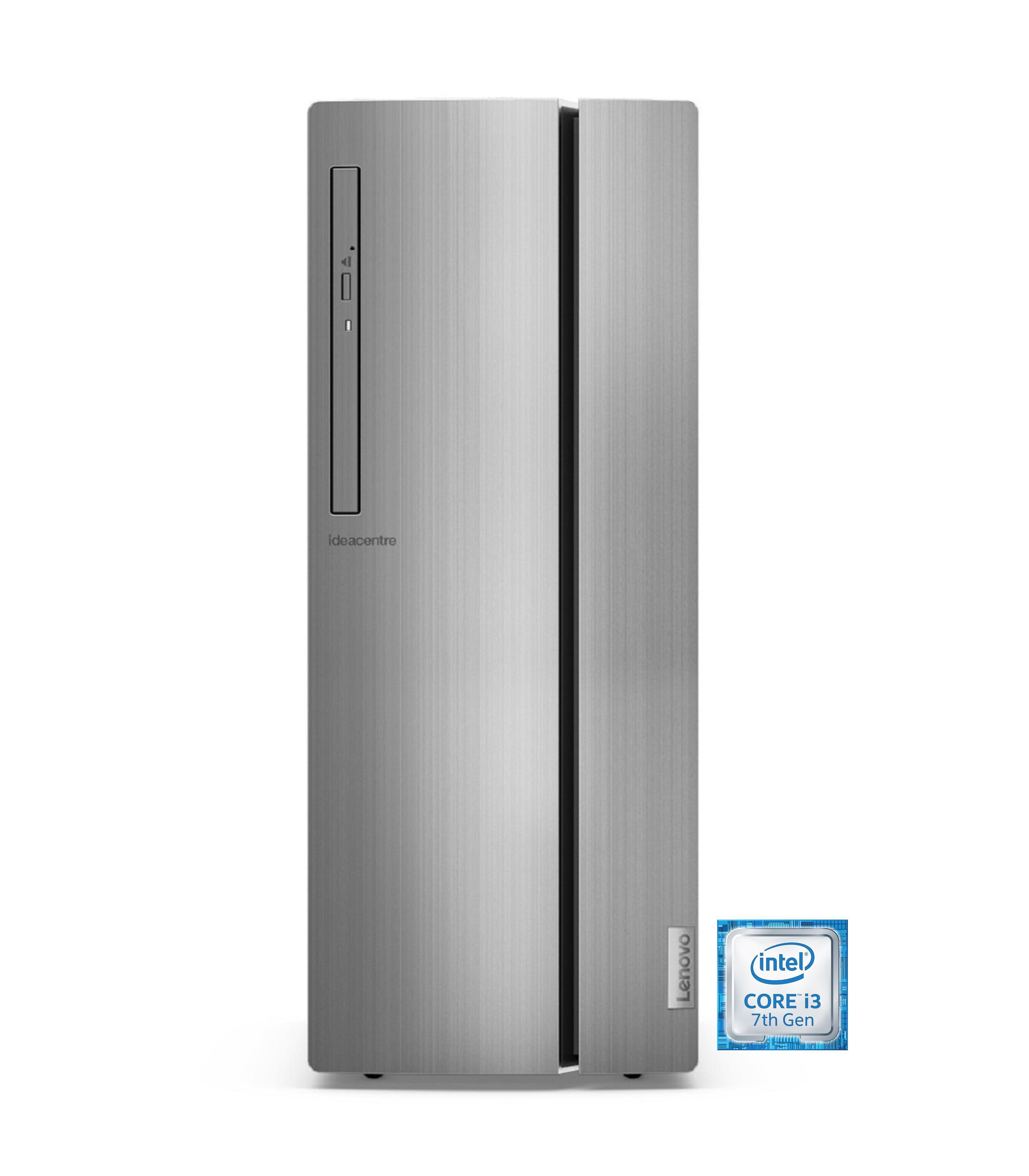 LENOVO Ideacentre 510-15IKL »Intel Core i3, Intel 630, 128GB SSD + 1TB HDD, 8GB«