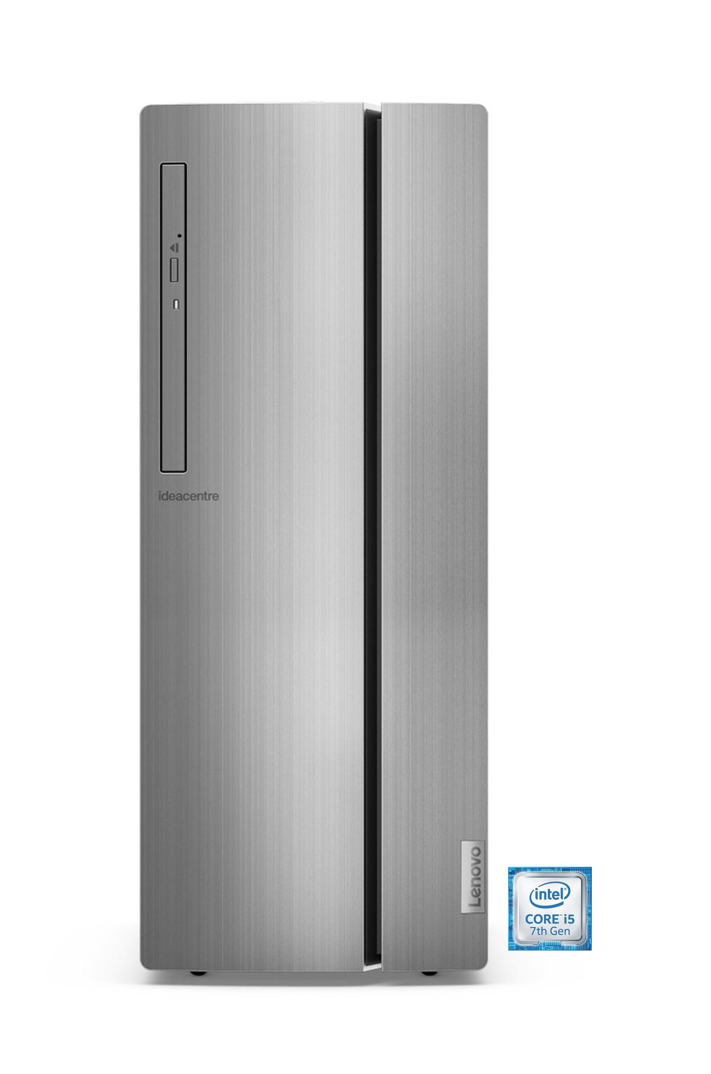 LENOVO Ideacentre 510-15IKL »Intel Core i5, Intel 630, 128GB SSD + 1TB HDD, 8GB«