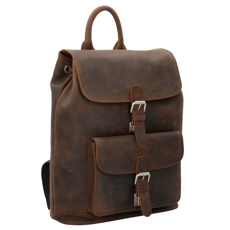 Rucksack Online Leonhard Heyden 37 Salisbury Cm Leder Laptopfach Kaufen WDE9HIe2Yb