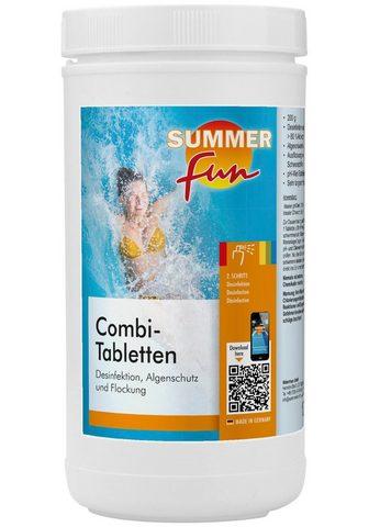 SUMMER FUN Vandens priežiūros priemonė »Combi-Tab...