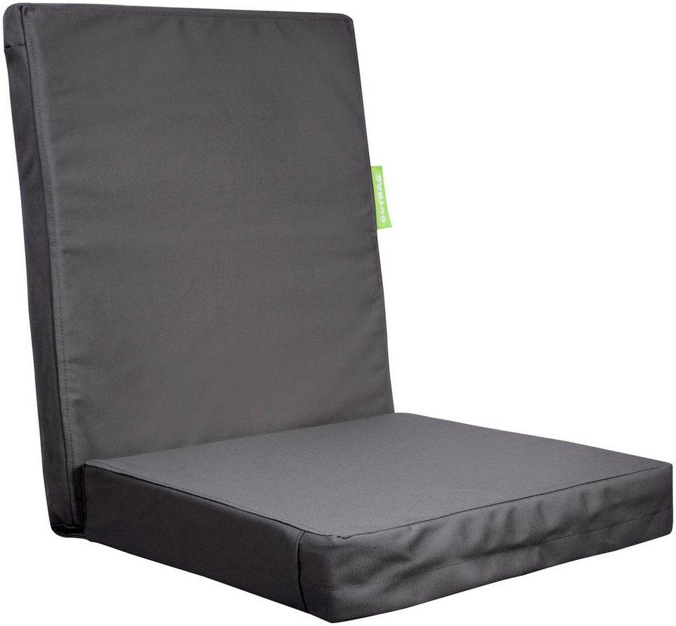 outbag auflage highrise plus wasserfest f r drau en b. Black Bedroom Furniture Sets. Home Design Ideas