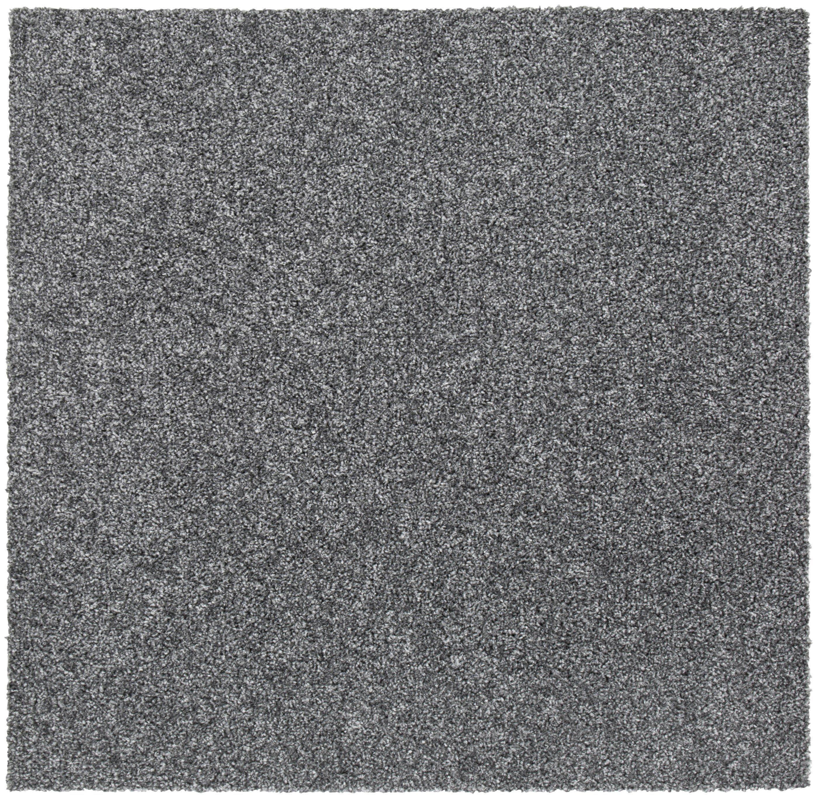 ANDIAMO Teppichfliese »Intrigo Grau«, 20 Stück (5 m²)