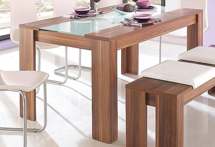 Steinhoff Tisch, braun,...
