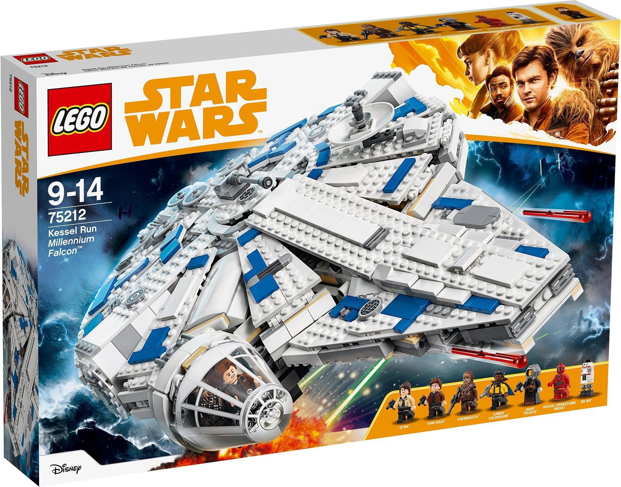 LEGO® Kessel Run Millennium Falcon™ (75212) , »LEGO® Star Wars™«