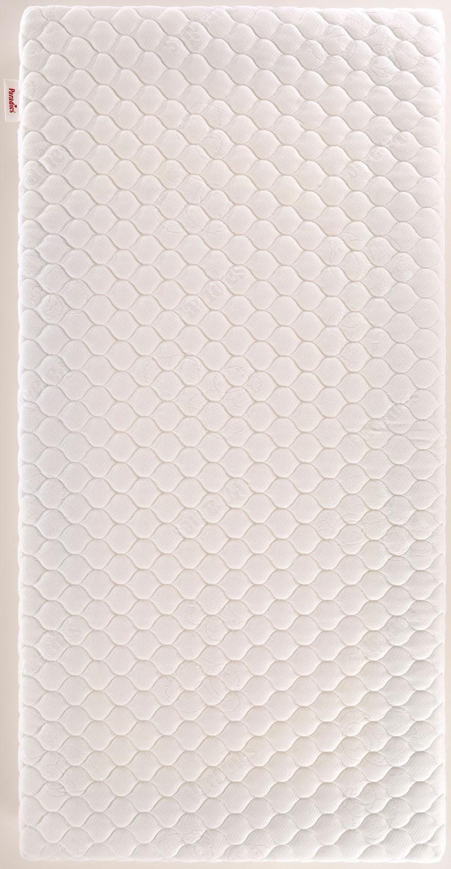 Kindermatratze »Mariella-Hygienica«, Paradies, 9 cm hoch, Raumgewicht: 19, (1-tlg)