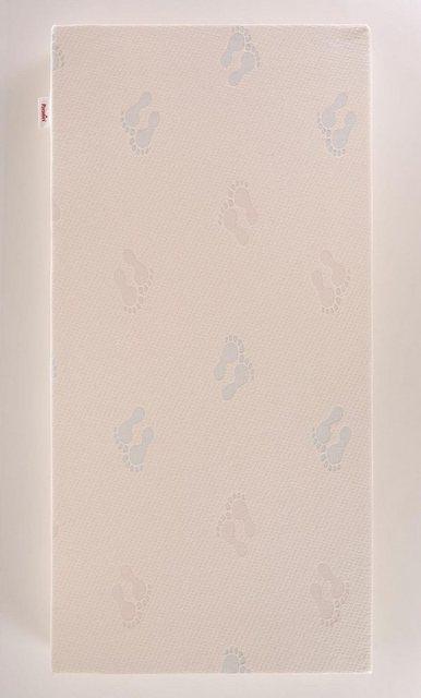 Kindermatratze »Bio-Lina«, Paradies, 8 cm hoch, Raumgewicht: 19, (1-tlg) | Kinderzimmer > Textilien für Kinder > Kinderbettwäsche | Baumwolle | Paradies