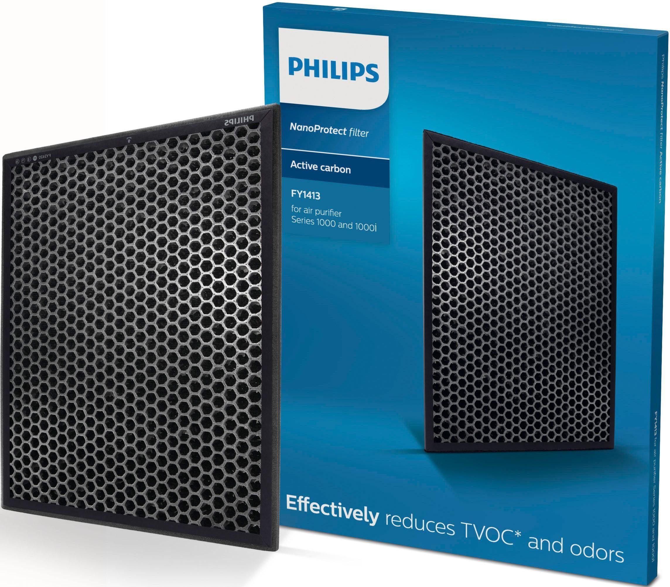 Philips Aktivkohlefilter FY1413/30 für Luftreiniger Series 1000