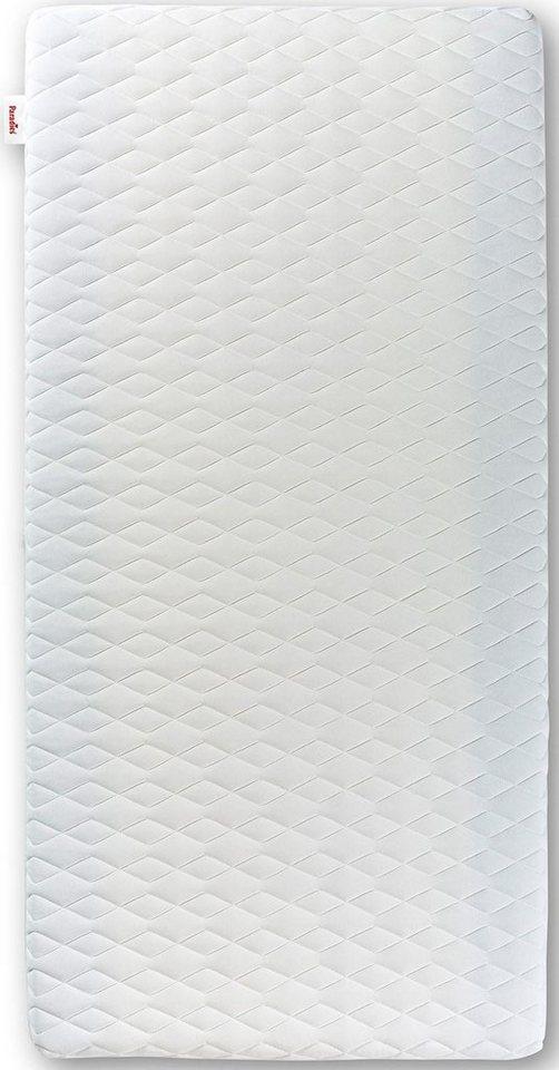 Matratzen und Lattenroste - Kindermatratze »Leni«, Paradies, 8 cm hoch, Raumgewicht 19, (1 tlg)  - Onlineshop OTTO