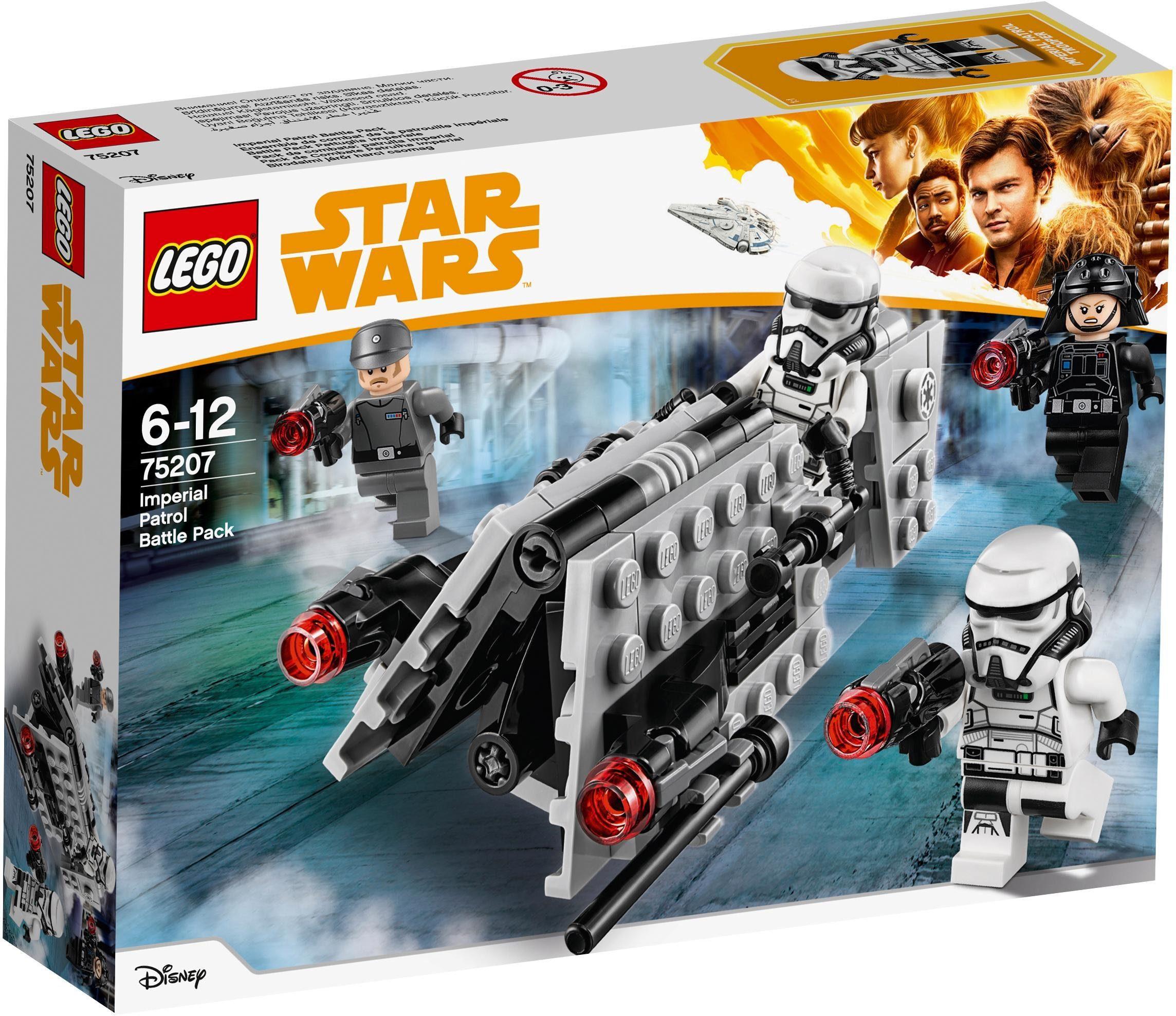 LEGO® Imperial Patrol Battle Pack (750207), »LEGO® Star Wars™«