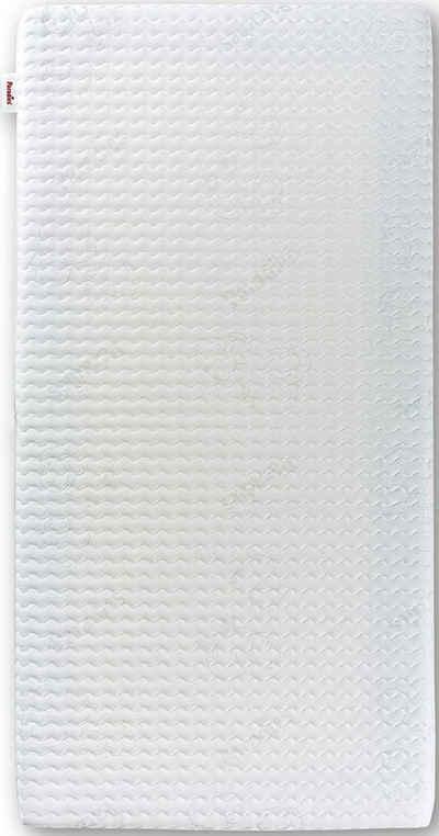 Kindermatratze »Maja«, Paradies, 10 cm hoch, Raumgewicht: 19, Größe: 70x140 cm, für ruhiges Schlafen