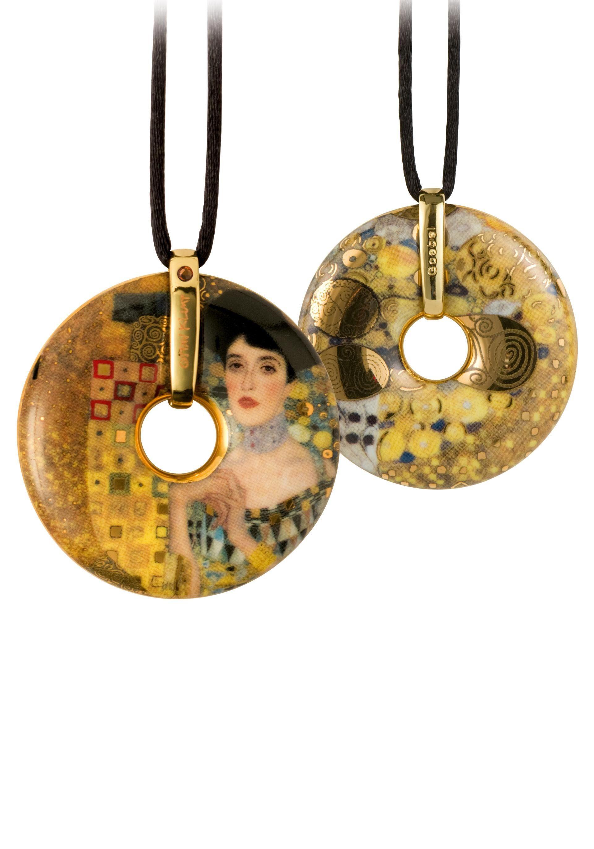 Goebel Kette mit Anhänger »Adele Bloch-Bauer, 66989583« mit Swarovski® Kristall