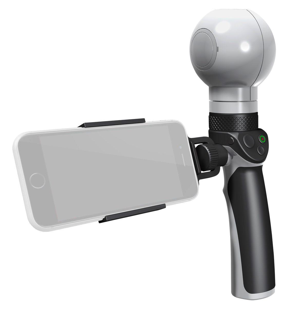 AEE Action-Camcorder »Slate Elite 3 Achsen Gimbal Kamera 4K«