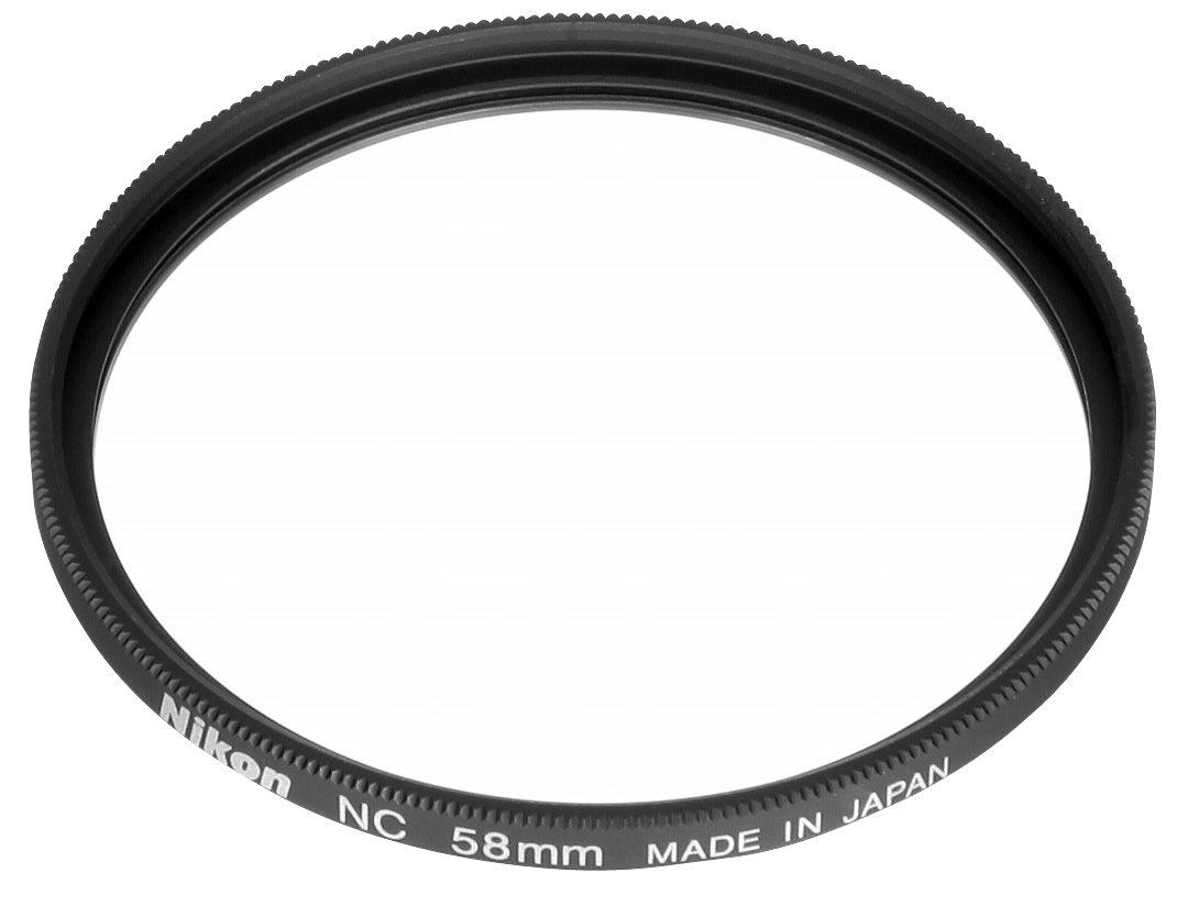 Nikon Schutzfilter »NC Filter 58 mm«
