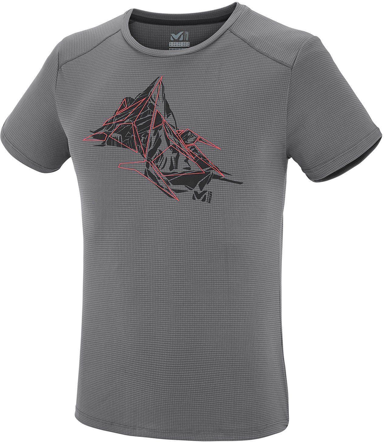 Millet T-Shirt »Needles Short Sleeve Shirt Men«