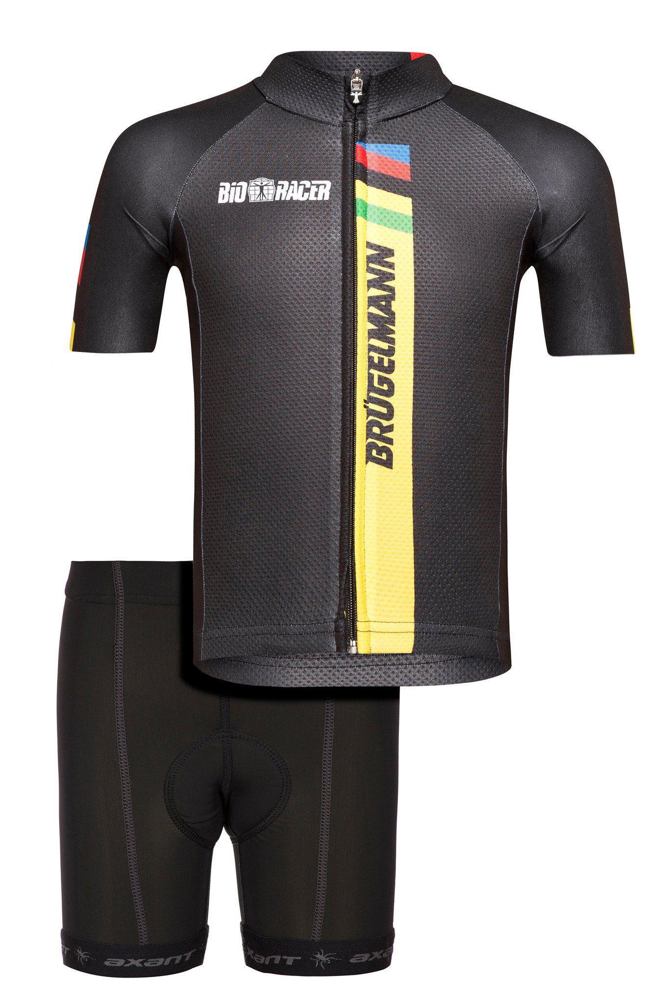 Brügelmann Anzug »Bioracer Race Set Kids«