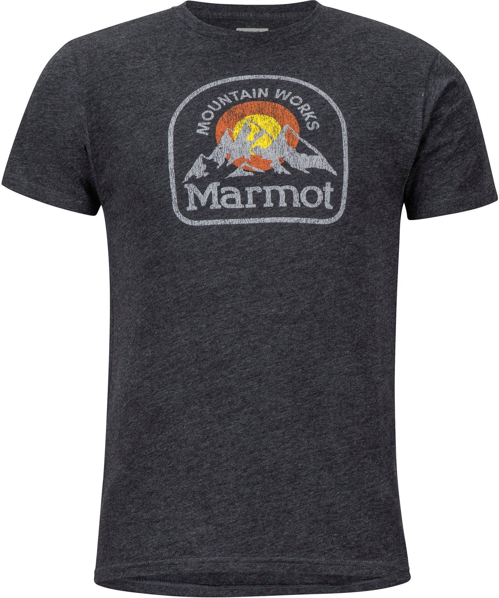 Marmot T-Shirt »Altitude SS Tee Men« | Bekleidung > Shirts > Sonstige Shirts | Pet - Baumwolle | Marmot