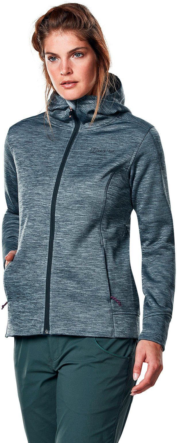 Women«Modelljahr Outdoorjacke »kamloops Hooded Fleece Online Berghaus Jacket 2019 Kaufen wOuXZikPTl