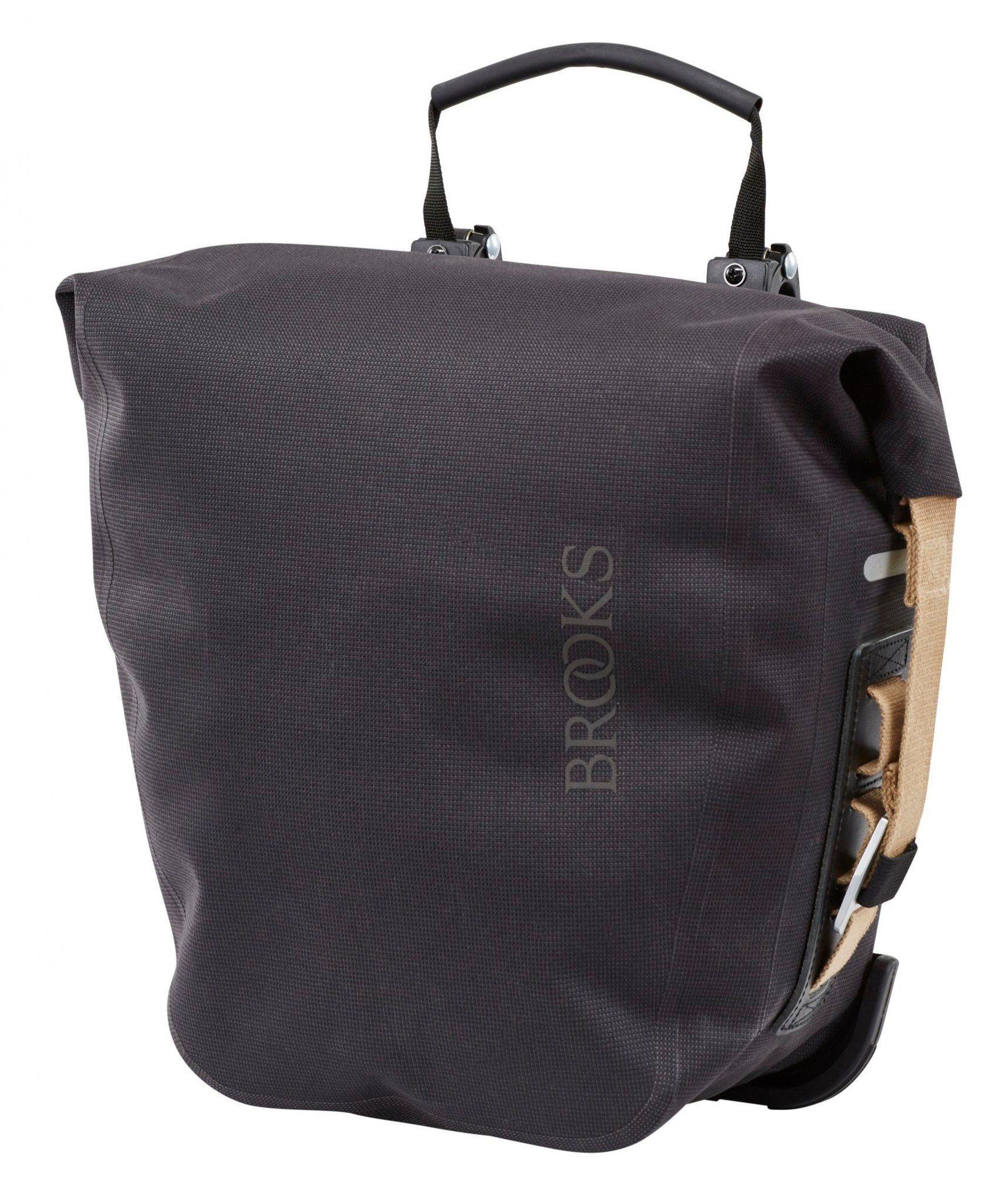 Brooks Gepäckträgertasche »John O´Groats Front Travel Panniers«