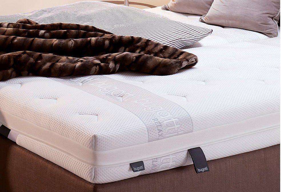 Visco-Kaltschaummatratze, »Thermomed Premium VS«, Bugatti