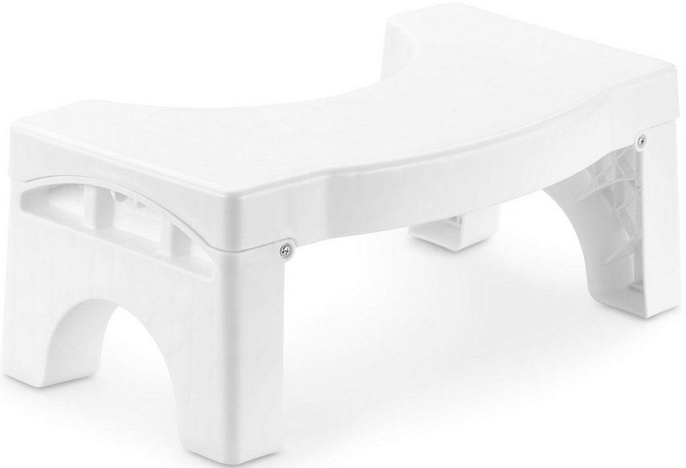 maximex badhocker 93531 belastbar bis 150 kg faltbar online kaufen otto. Black Bedroom Furniture Sets. Home Design Ideas