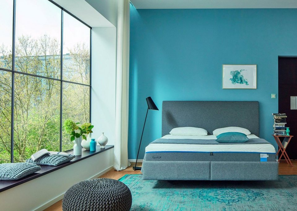 visco matratze cloud elite tempur 25 cm hoch 1 tlg mit cooltouch technologie online. Black Bedroom Furniture Sets. Home Design Ideas