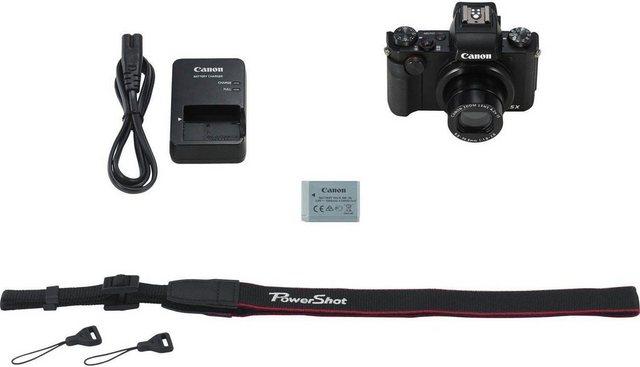 Digitalkameras - Canon »POWERSHOT G5 X EU23« Kompaktkamera (20,2 MP, 4,2x opt. Zoom, WLAN (Wi Fi)  - Onlineshop OTTO