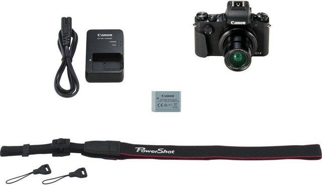 Digitalkameras - Canon »POWERSHOT G1 X MARK III EU26« Kompaktkamera (15 45 mm, 1 2,8 1 5,6, 24,2 MP, 3x opt. Zoom, WLAN (Wi Fi), Bluetooth)  - Onlineshop OTTO