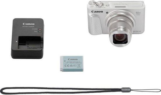 Canon »POWERSHOT SX730« Superzoom-Kamera (20,3 MP, 40x opt. Zoom, Bluetooth, WLAN (Wi-Fi), NFC)