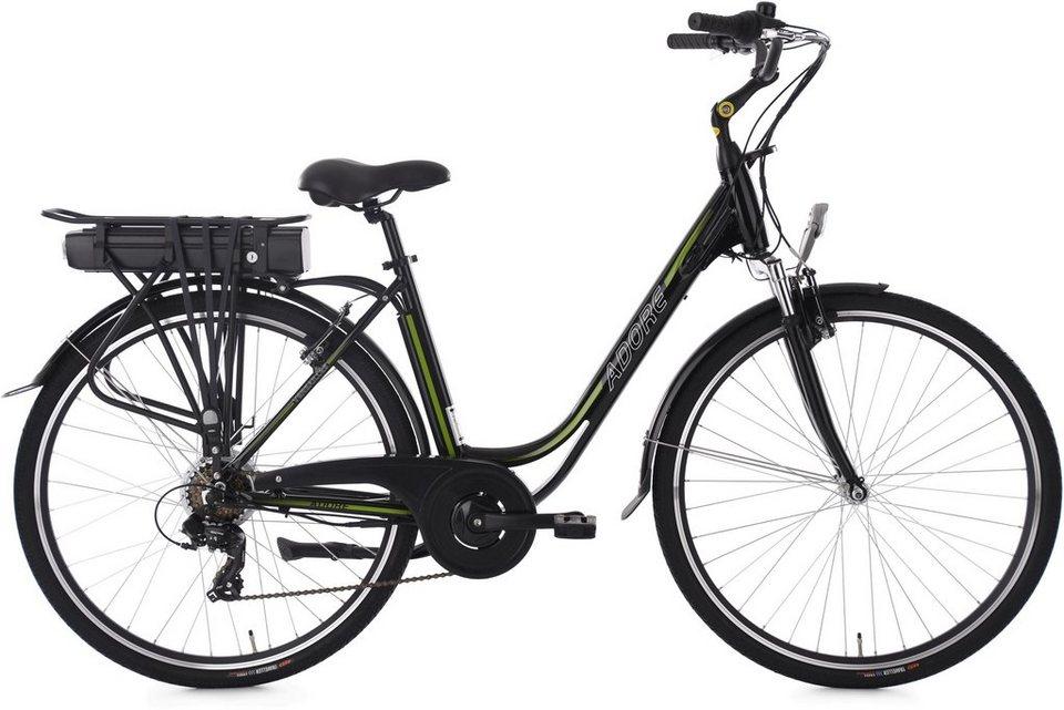 adore e bike versailles 7 gang shimano tourney. Black Bedroom Furniture Sets. Home Design Ideas