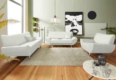 Couchgarnitur In Weiß Online Kaufen Otto