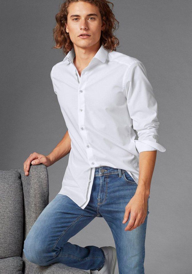 guido maria kretschmer businesshemd abgerundeterkentkragen online kaufen otto. Black Bedroom Furniture Sets. Home Design Ideas