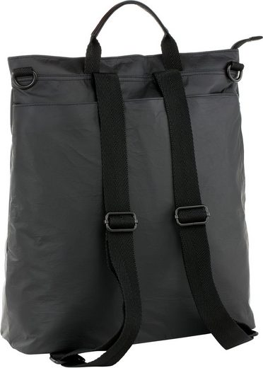 Backpack Wickelrucksack Black« Mit Lässig »green Label Wickelunterlage Tyve Pa7ddHcU