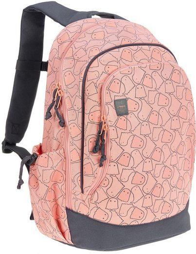 Lässig Kinderrucksack »4Kids Big Backpack, Spooky Peach«