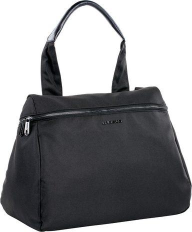 Bag Wickeltasche Wickelunterlage Mit Lässig »glam Black« Rosie A4FCnx