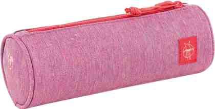Lässig Schlampermäppchen, »4Kids School Pencil Case, Mélange Pink«
