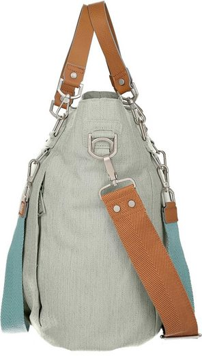 Mit Match Mix'n Wickelunterlage Label Wickeltasche Lässig »green Grey« Bag Light XwpAx