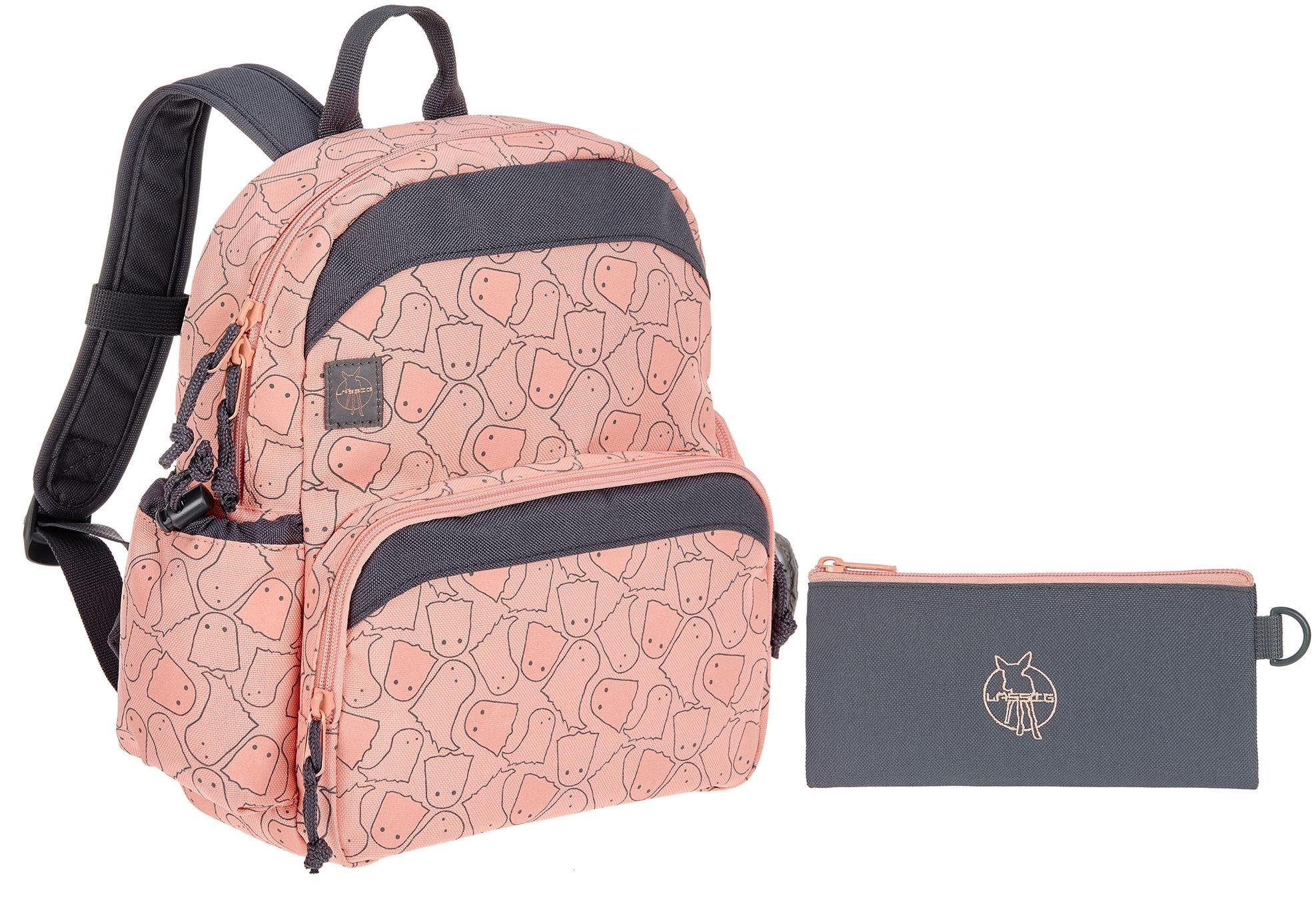 Lässig Kinderrucksack, »4Kids Medium Backpack, Spooky Peach«