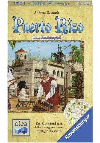 """Spiel """"alea Puerto Rico - Das Kar..."""