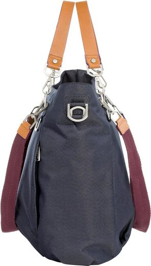 Wickelunterlage Label Mit »green Match Bag Blue« Lässig Denim Wickeltasche Mix'n qwgCxTx