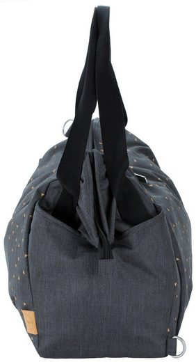 Twin Grey« Wickelunterlage »casual Wickeltasche Triangle Bag Lässig Mit Dark wZIf48