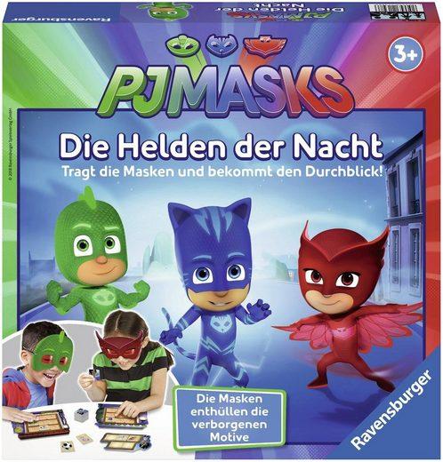 Ravensburger Spiel, »PJ Masks Die Helden der Nacht«