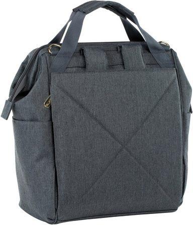 Backpack Lässig Mit Anthracite« »glam Wickelunterlage Wickelrucksack Goldie xXfrqX8R