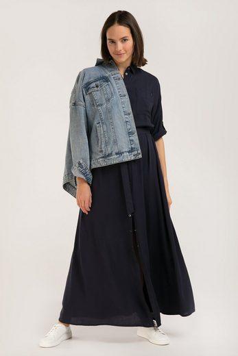 Finn Flare Jerseykleid im sommerlichen Design