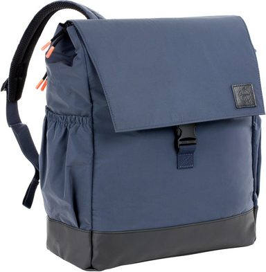 One Me Wickelunterlage Wickelrucksack Backpack Big Reflective Lässig »vintage Navy« Mit amp; Little XZqnR