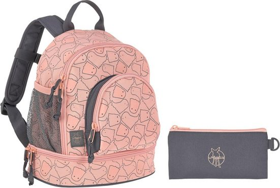 Lässig Kinderrucksack »4Kids Mini Backpack, Spooky Peach«