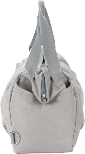 Bag Triangle Twin Wickelunterlage Light Mit Grey« »casual Wickeltasche Lässig CxwqnOv1pn