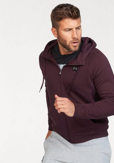 Under Armour® Kapuzensweatjacke »RIVAL FLEECE FZ HOODY«