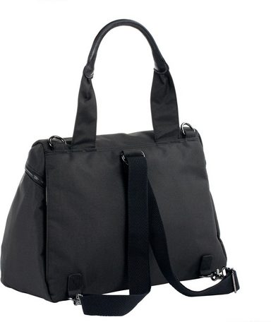»glam Bag Black« Wickelunterlage Mit Lässig Wickeltasche Rosie qxwYtpAX